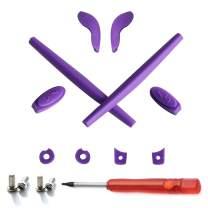 Mryok Earsocks Nosepieces Kits & T6 Screwdriver & T6 Screws for Oakley Juliet