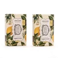 Panier des Sens Lemon Blossom Shea butter soap - 2 bars, 7oz/200g each