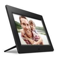 "Aluratek 10"" LCD Digital Photo Frame w/4GB Built-In Mem & USB SD/SDHC Support (ADMPF310F) Black"