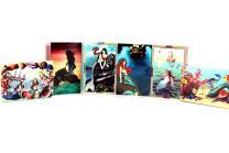 Mini Matchbook Set of 6 Images (Mermaids)