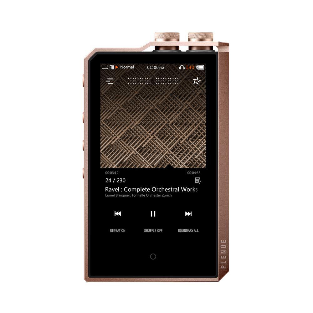 PLENUE 2 MK2 (256GB) High Resolution Audio Player / AK4497EQ DAC, High Performance Amplifier