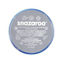 Snazaroo Classic Face and Body Paint, 18ml, Dark Grey, 6 Fl Oz