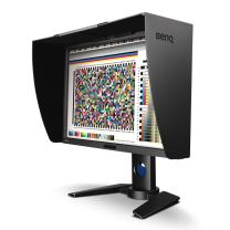 BenQ 24-inch IPS High Definition LED Monitor (PG2401PT), Color Certified, WUXGA HD 1920x1200 Display