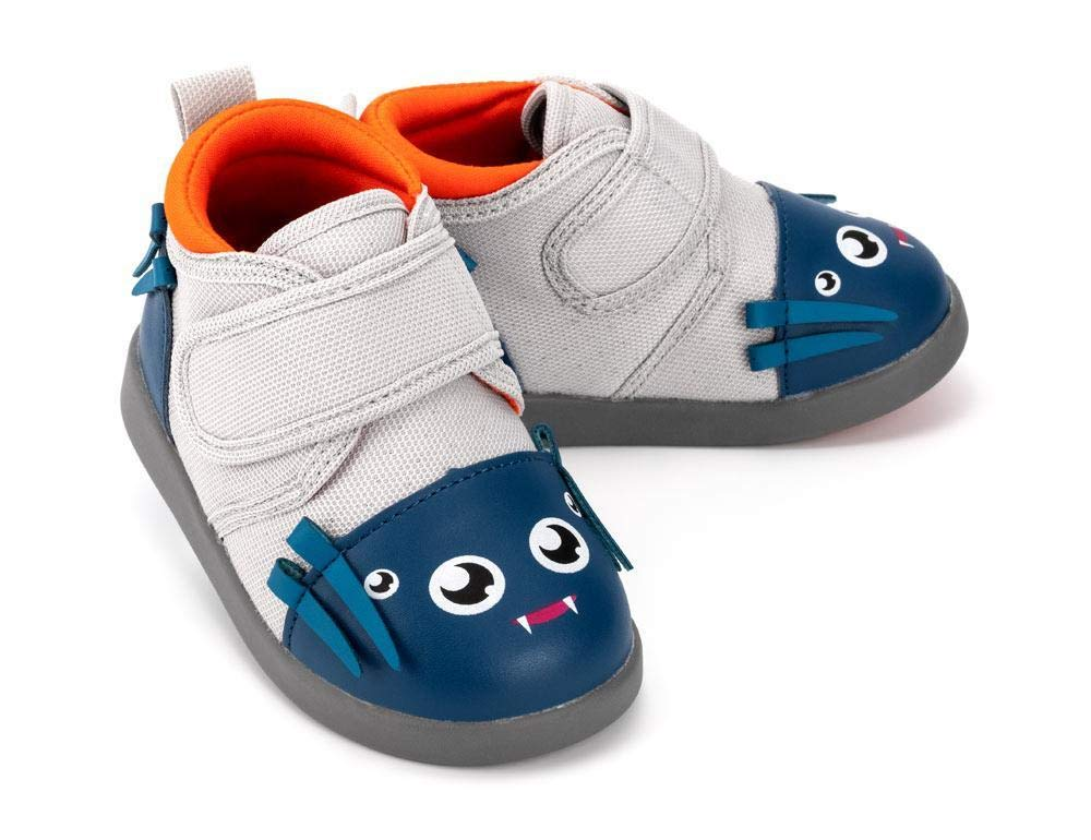 ikiki Squeaky Shoes for Toddlers with On/Off Squeaker Switch