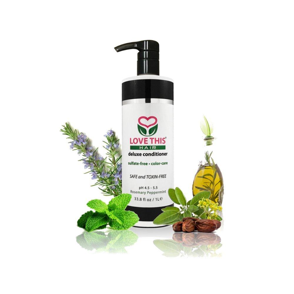 All Natural Shampoo (Conditioner 33.8 oz)