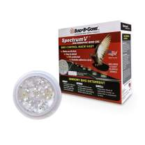 Bird B Gone SpecV-Mini SpectrumV 12-Pack Bird Gel Repellent, Clear