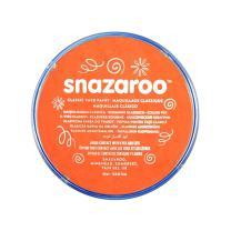 Snazaroo Classic Face and Body Paint, Orange, 0.6 Fl Oz