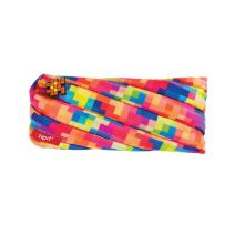 ZIPIT Pixel Pencil Case/Cosmetic Makeup Bag, Yellow