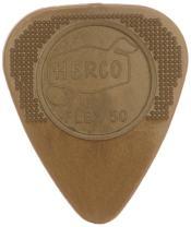 Dunlop HERCO HE210P Herco Flex 50 Guitar Picks, 12 Pack