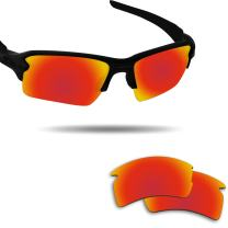 Fiskr Replacement Lenses for Oakley Flak 2.0 XL Sunglasses