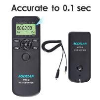 AODELAN Camera Wireless Shutter Release Remote Control Timer for FUJIFILM X-H1, XF10, X-T20, X-T10, X-T100, X-A5, X-A3, X-A2, X-A1, X-A10, X100F, X100T; Replace Fujifilm RR-90