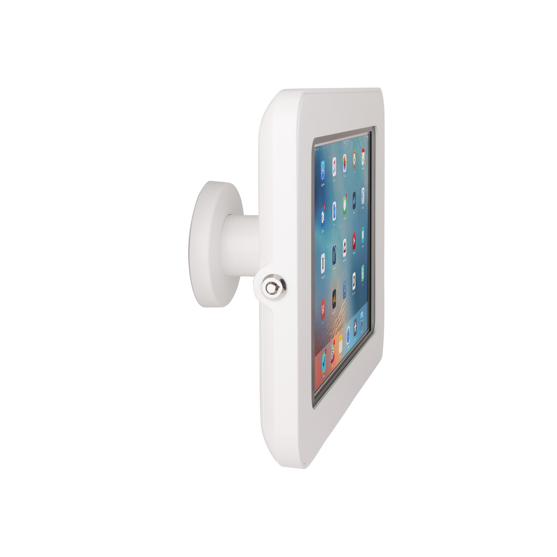 The Joy Factory Elevate II On-Wall Retail Kiosk for iPad 9.7 5th/6th Gen and iPad Air (KAA104W)