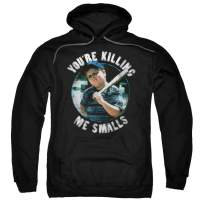 Popfunk The Sandlot You're Killing Me Smalls Pullover Hoodie Sweatshirt & Stickers