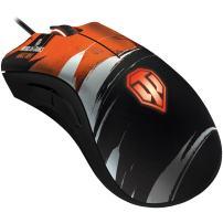 Razer DeathAdder Chroma - Multi-Color Ergonomic Gaming Mouse - 10,000 DPI Sensor - Comfortable Grip - World's Most Popular Gaming Mouse - World of Tanks