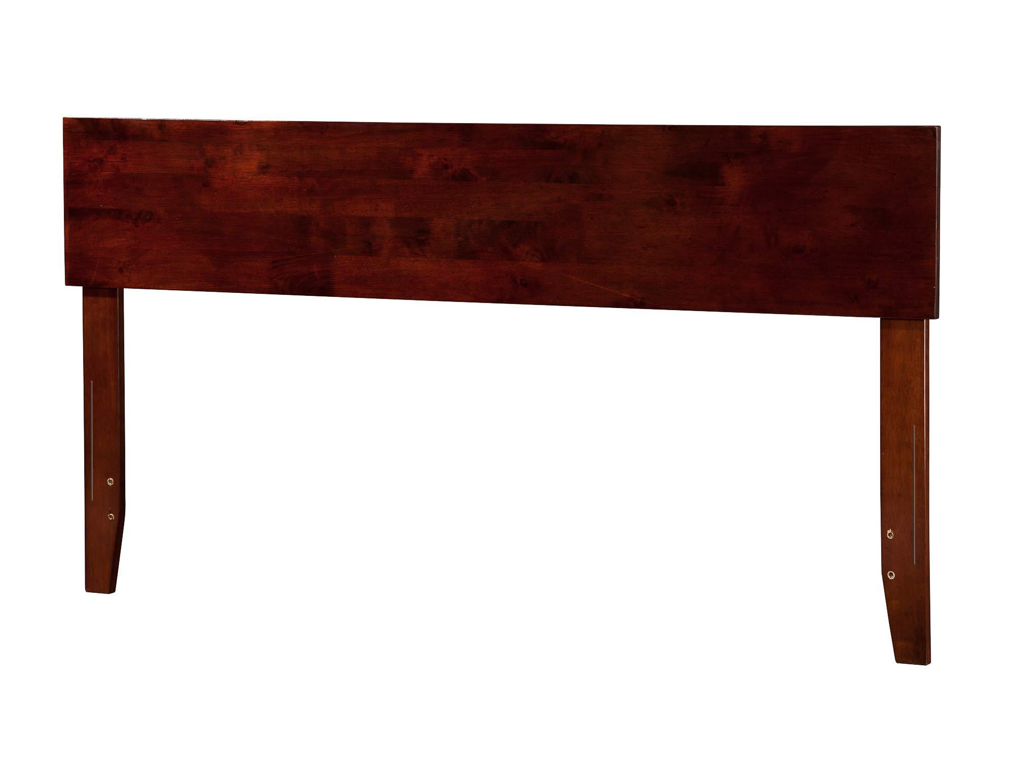 Atlantic Furniture Orlando Headboard, Full, Walnut