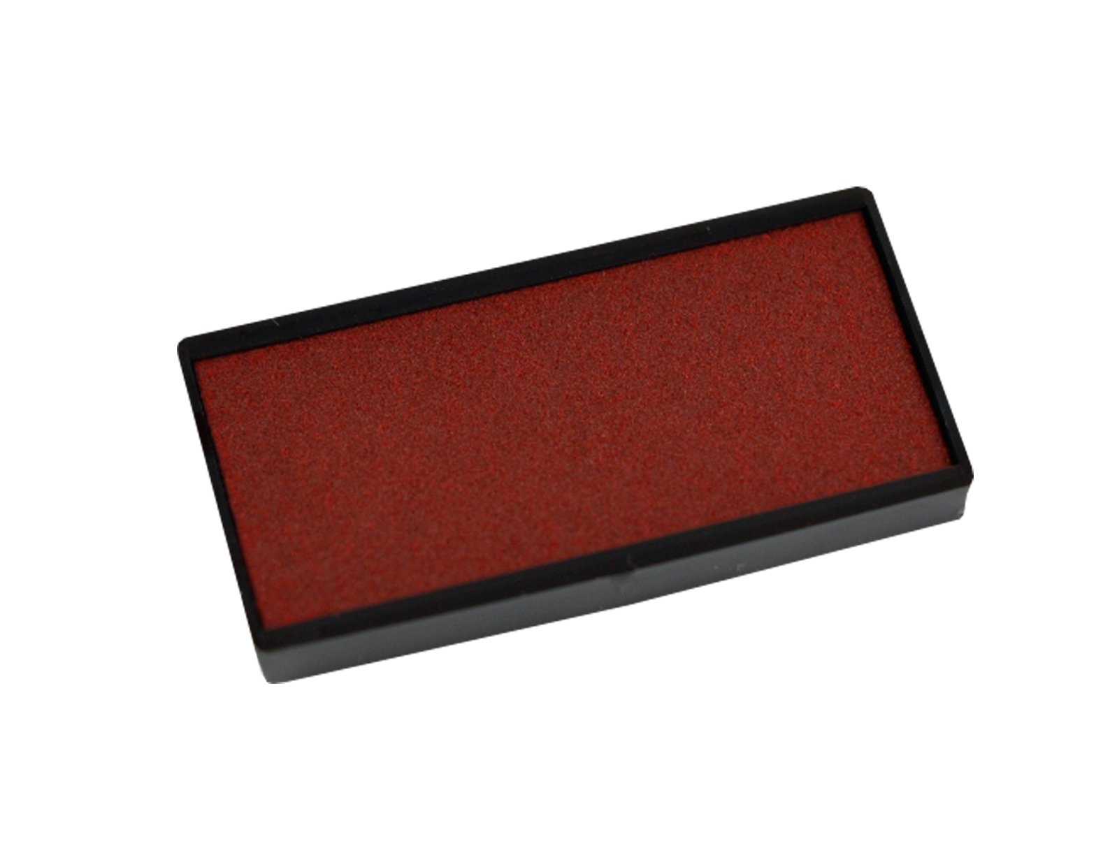 """Cosco 065318 Premium Replacement Ink Pad For Self-Inking COSCO 2000 Plus P40 Stamp,  1-1/4"""" x 2-1/2"""", Red Ink"""