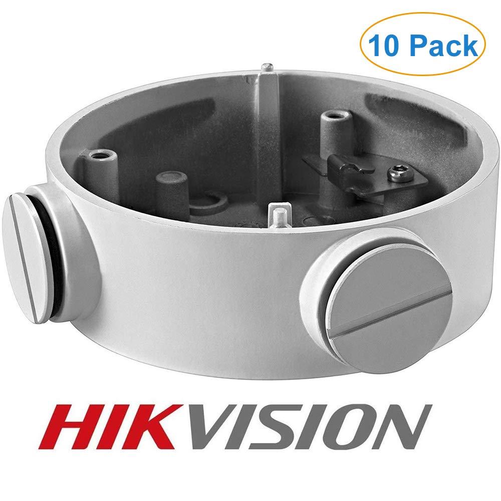 CB130 DS-1260ZJ Camera Wall Mount Bracket for Hikvision Bullet IP Camera (10 PK)