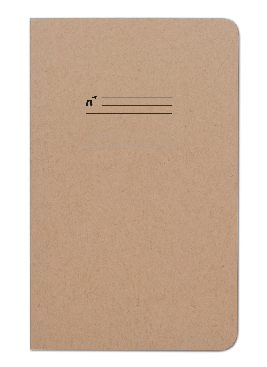 Northbooks USA Eco Journal Writing Notebook| Lined College Ruled Pages | Premium Recycled Thick Paper | 5x8