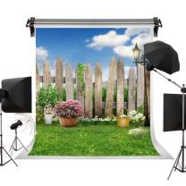 Kate 5x7ft/1.5m(W) x2.2m(H) Spring Backdrop Spring Background Garden Backdrop Party Photographic Background Prop