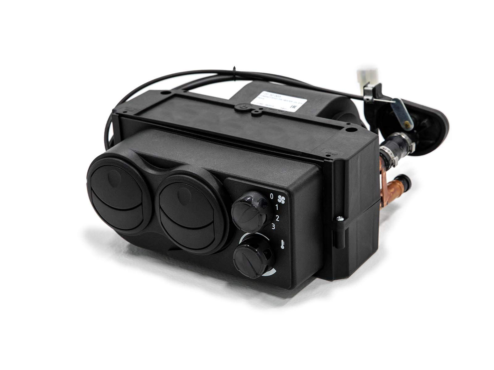 SuperATV Cab Heater for Can-Am Defender HD 5/8 / 10 / MAX (2016+) - Adjustable Temperature & Fan Speeds!