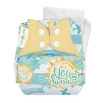 bumGenius Original One-Size Pocket-Style Cloth Diaper 5.0 (My Sun)