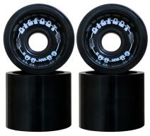 Bigfoot Longboard Wheels 68mm x 56mm 80A Conical Boardwalks
