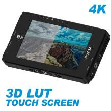 Fotga DP500IIIS A70TLS 7 Inch Touch Screen FHD IPS Video On-Camera Field Monitor,3D LUT, 3G SDI / 4K HDMI Input/Output,1920x1080,Dual NP-F NP-F970 F770 Battery Plate for DSLR Mirrorless Cinema Camera
