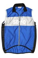 Solo Equipe Cycling Gilet, Blue