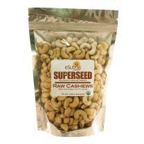 eSutras Organics Raw Organic Cashews, 16 Ounce