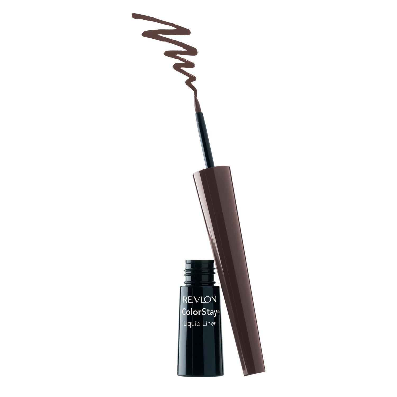 Revlon ColorStay Liquid Eyeliner, Black Brown