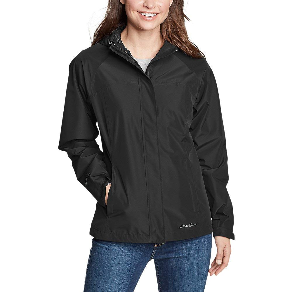 Eddie Bauer Women's Rainfoil Packable Jacket Tall