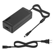 SUPERNIGHT 12V 5A 60W AC DC Power Supply Adapter, AC 100-240V to DC 12 Volt 5 Amp Transformers Jack 5.5mm x 2.1mm for LED Strip NVR DVR CCTV Camera