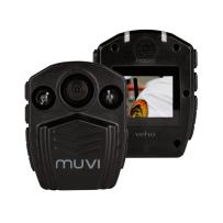 Veho Muvi HD Pro 2 Camcorder | Handsfree | Body Worn | Video Camera | Security Cam | 32GB Internal Memory | 1080p30 - Black (VCC-005-MUVI-HDPRO2)