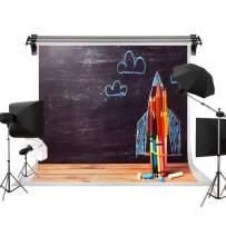 Kate 10x10ft/3x3m Graduation Backdrops Back to School Background Blackboard Pencils Chalk Paintings School Kids Photo Studio Props