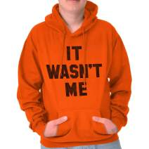 Brisco Brands Wasnt Me Funny Shaggy Song Lyrics Cool Gym Hoodie