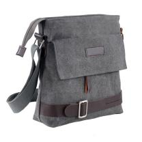 Mfeo Unisex Casual Retro Small Messenger Bag Shoulder Crossbody Bags Purse