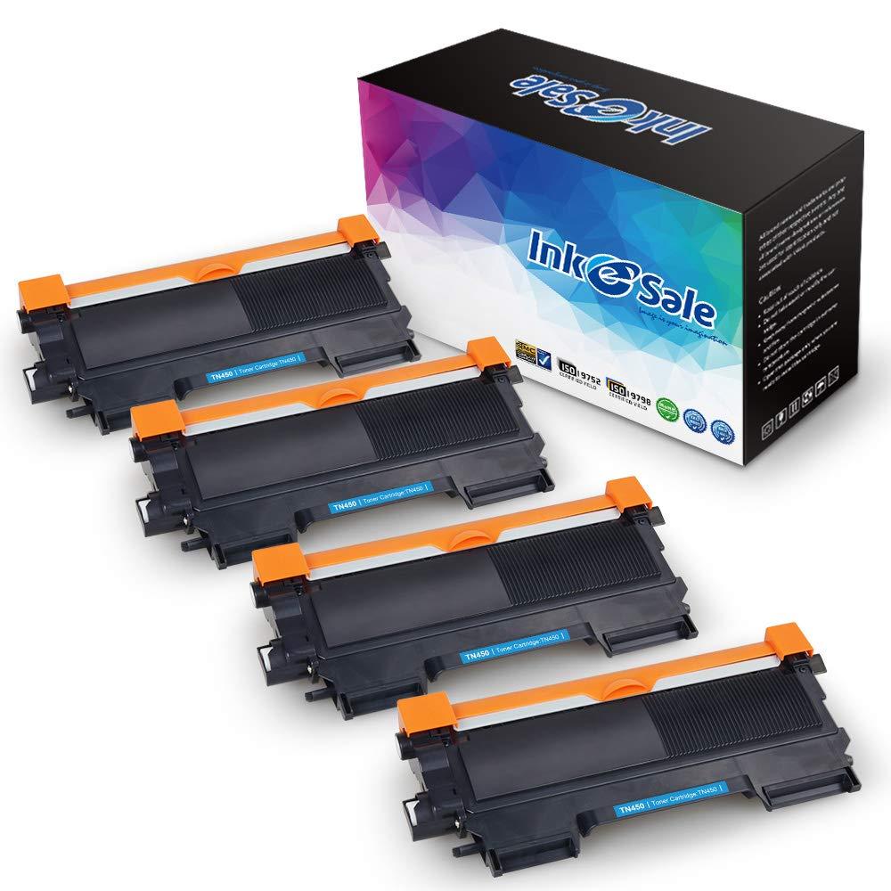 TN-450, TN-420 MFC-7860DW Era Toner 4pk Toner Refill Kit MFC-7360N DCP-7060D Printers MFC-7460DN use in Brother MFC-7240