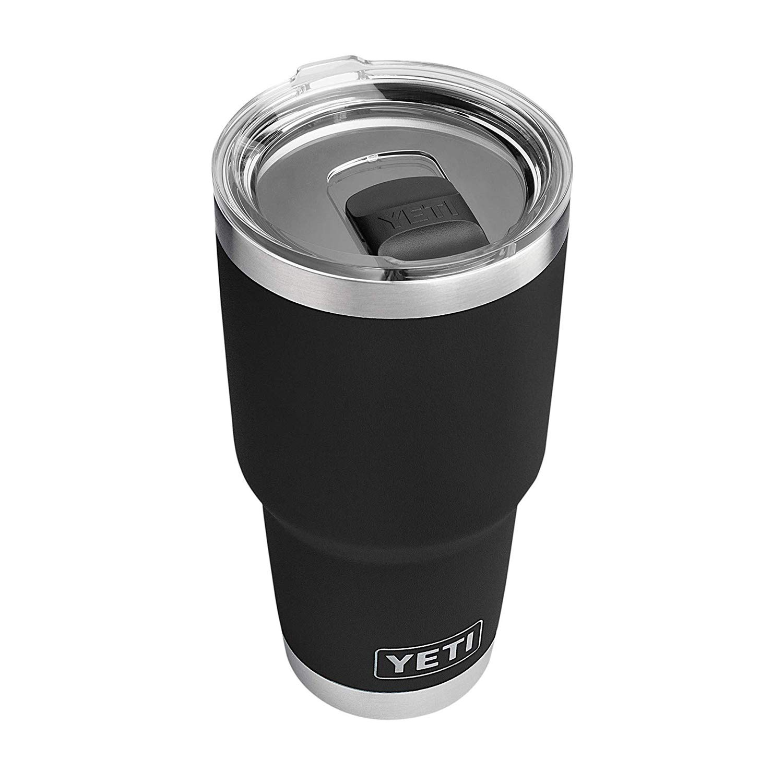 YETI Rambler 30 oz Stainless Steel Vacuum Insulated Tumbler w/MagSlider Lid