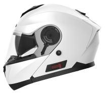 Motorcycle Modular Full Face Helmet DOT Approved - YEMA YM-926 Motorbike Moped Street Bike Casco Moto Racing Flip-up Helmet with Sun Visor Bluetooth Space for Adult,Youth Men and Women