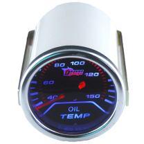 "ESUPPORT Car 2"" 52mm Oil Temp Gauge Meter Temperature Light Automotive"