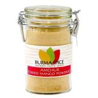 Amchur | Dried Green Mango Powder | Natural Sour Fruity Spice 2.5 oz.