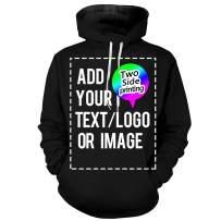 Design Your Own Hoodie-Custom Hoodie Personalized Sweatshirt Hoodie for Men & Women