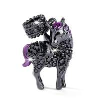 GNOCE Unicorn Charms Beads 925 Sterling Silver Charms for Bracelets & Necklaces