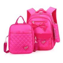 EURO SKY Children School Backpack Bags for Girls Students PU Leather NO24 L