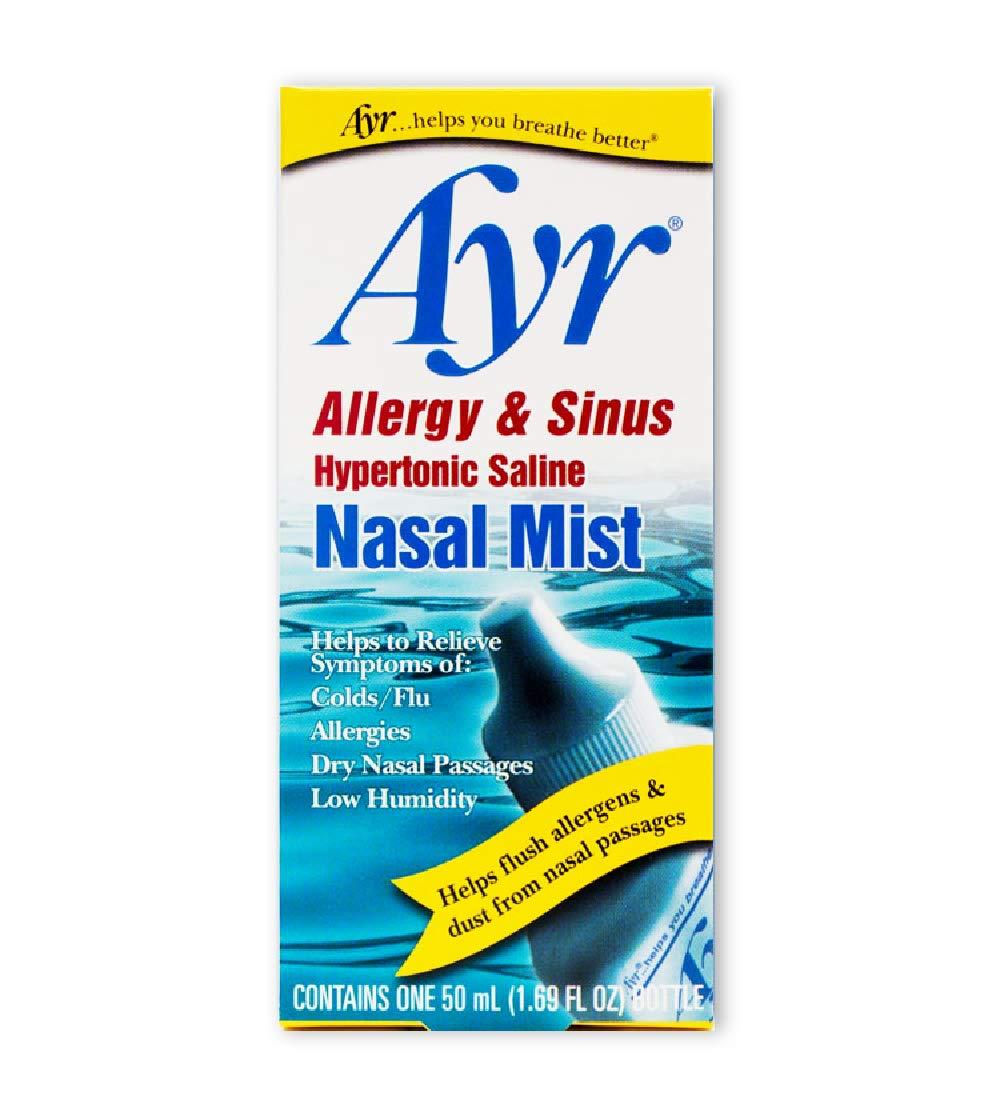 Ayr Allergy & Sinus Hypertonic Saline Nasal Mist