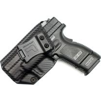 """Tulster Springfield Armory XD 3"""" 9mm/.40 Holster IWB Profile Holster - Left Hand"""