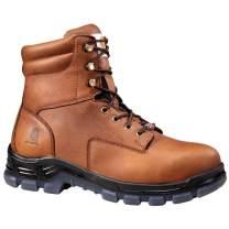 """Carhartt Men's CMZ8040 MadeInUSA 8"""" SoftToe Work Boot"""