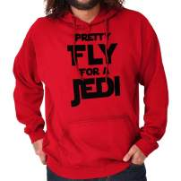Pretty Fly for A Space Fighter Classic Nerd Hoodie