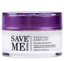 SAVE ME FROM Hair Mask for Damage, Bleached & Colored Hair, Breakage, Split Ends - 3 in 1: Overnight Mask, Leave in Treatment, Pre-Shampoo - Tip to Root Hair Reboot Mask