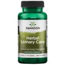 Swanson Full Spectrum Herbal Urinary Care 60 Capsules